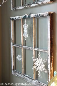 Christmas House Tour - Tons of Decorating Ideas | Window ...