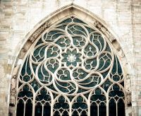 Duomos Gothic Window | Gothic windows, Gothic and Gothic ...