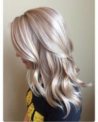 80 Unique Hair Color Ideas To Try Of Unique Blonde Hair ...