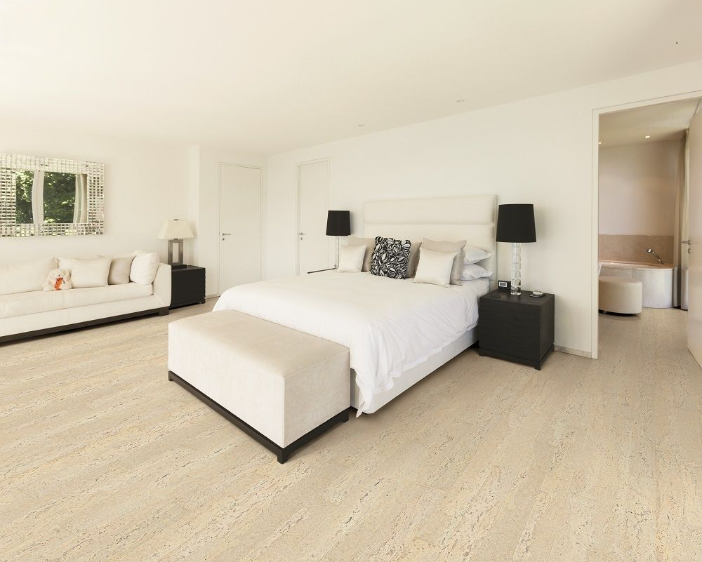 cork cork flooring kitchen Cork Deco flooring collection Cork flooring bedroom USFloors cork inspo silent