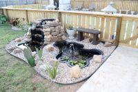 Backyard Fish Pond | My Garden | Pinterest | Fish ponds ...
