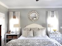 Romantic Master Bedroom Decorating Ideas blue, GREY, WHITE ...