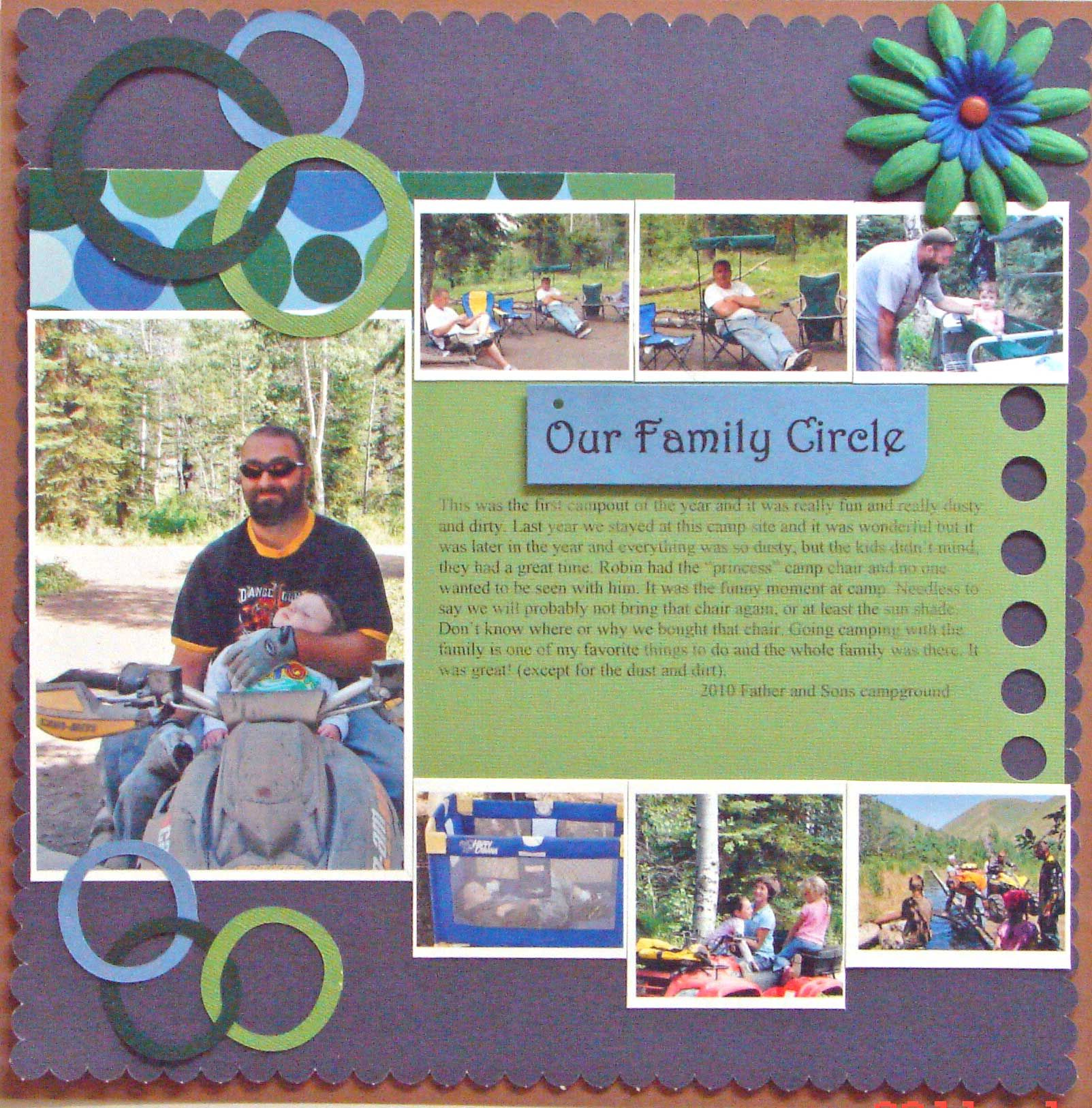 Scrapbook ideas for cousins scrapbook layout pages from you and around the web