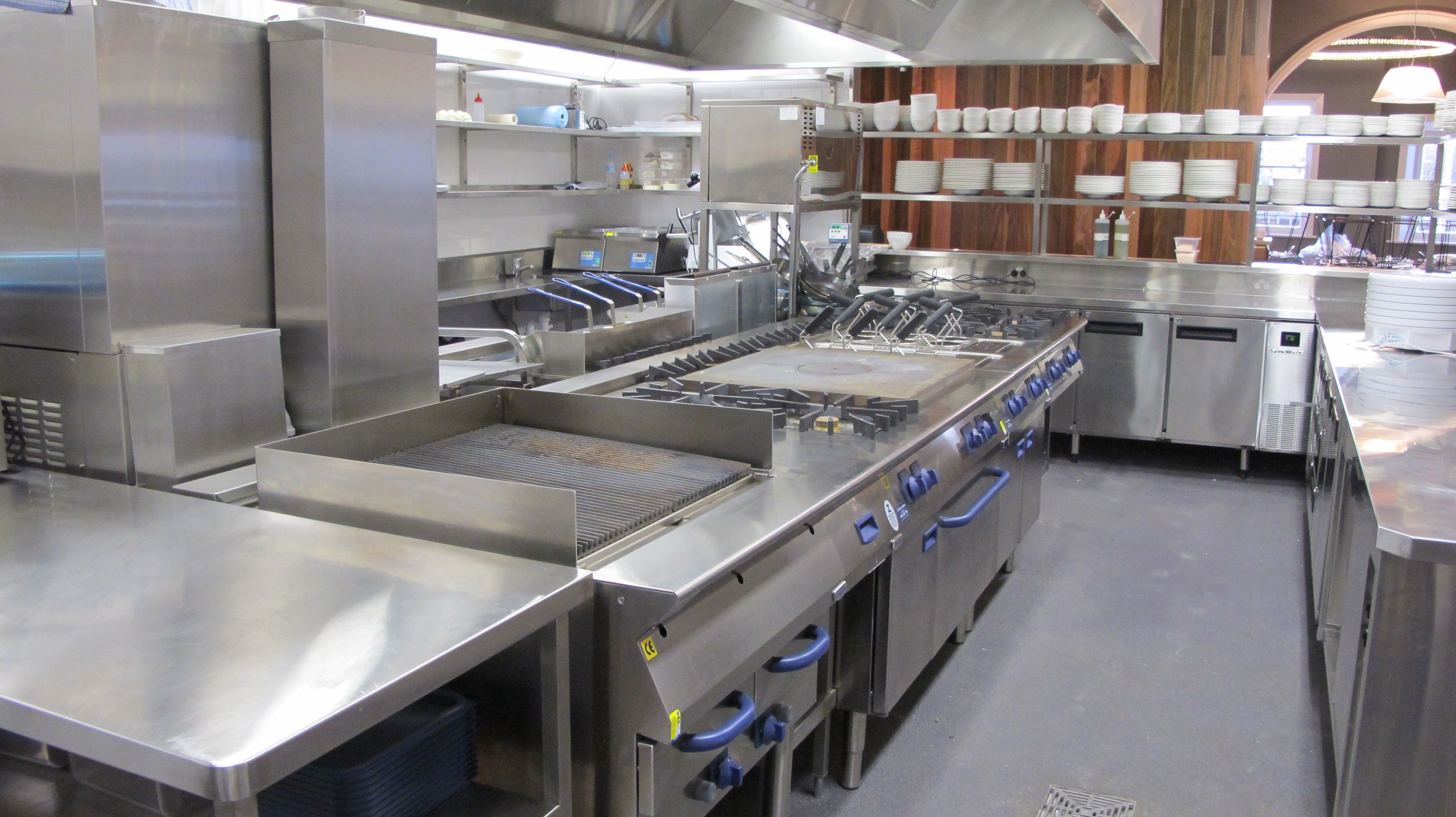Restaurant Keuken & Deli Commercial Kitchen Equipment Manufacturers In Delhi