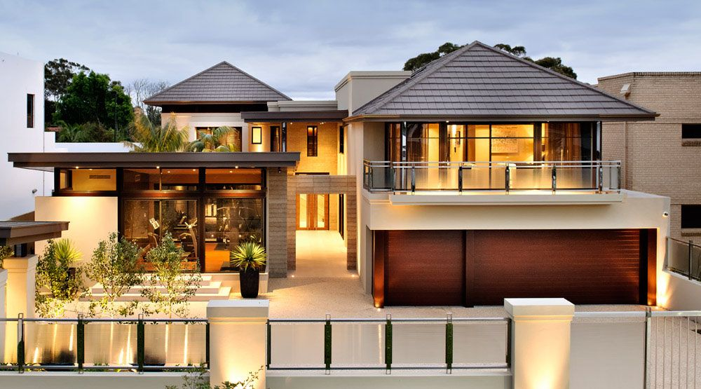 Contemporary Luxury Home In Perth With Multi-Million Dollar Appeal - luxury home designs