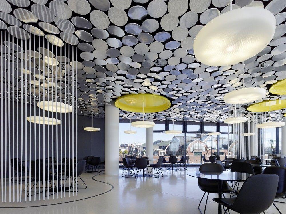 Gallery of Spiegel \/ Ippolito Fleitz Group - 13 Group, Ceiling - designer kantine spiegel magazin
