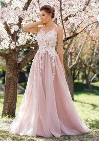 prom,prom dresses,prom dress,long prom dress,pink prom ...