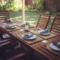 Ikea Applaro outdoor furniture | Eccleston | Pinterest ...