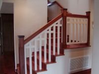 Interior Wood Railings | Home Exterior Design Ideas | For ...