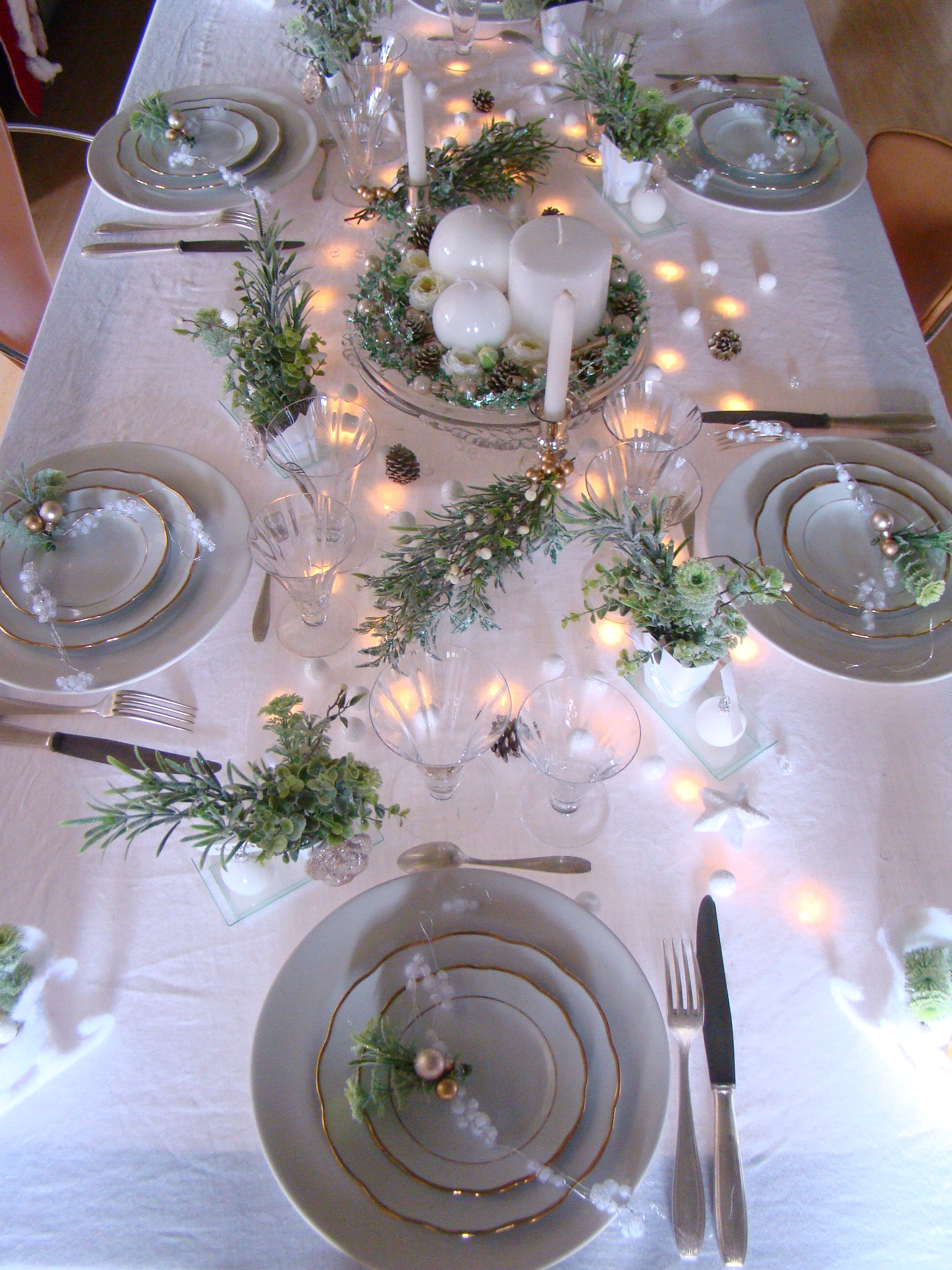 Pinterest Table De Noel Table De Noel Christmas At Home Pinterest Xmas