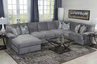 Key West Sectional Living Room in Gray - Living Room   Mor ...