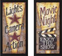 movie night decorating ideas
