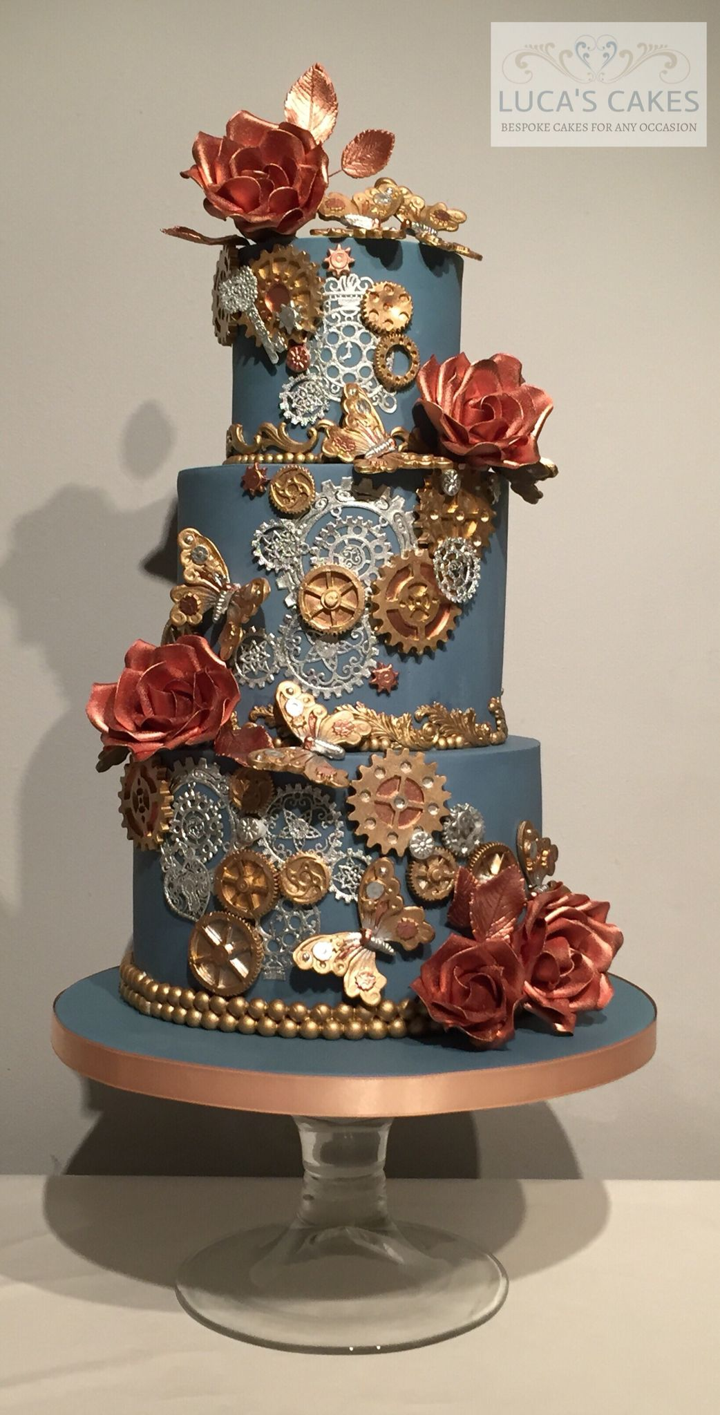 Steampunk Ideas Steampunk Wedding Cake Wedding Plans Pinterest