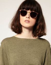 Rotating Bow Tie Watch at ASOS | Long bob, Bangs and Bobs
