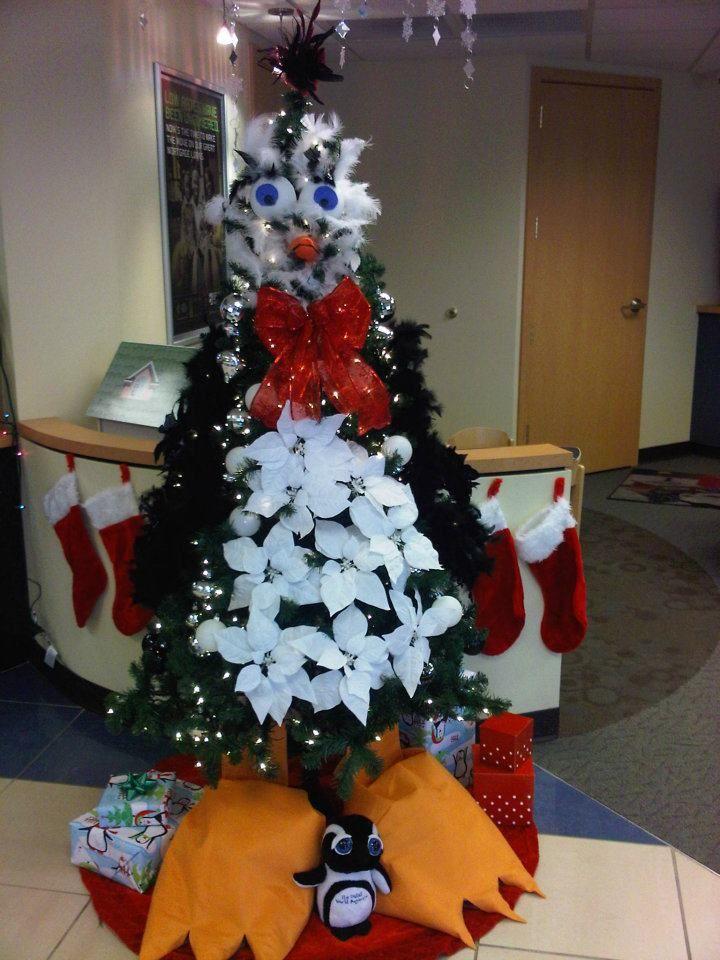 Happy Feet Penguin Christmas Decorations