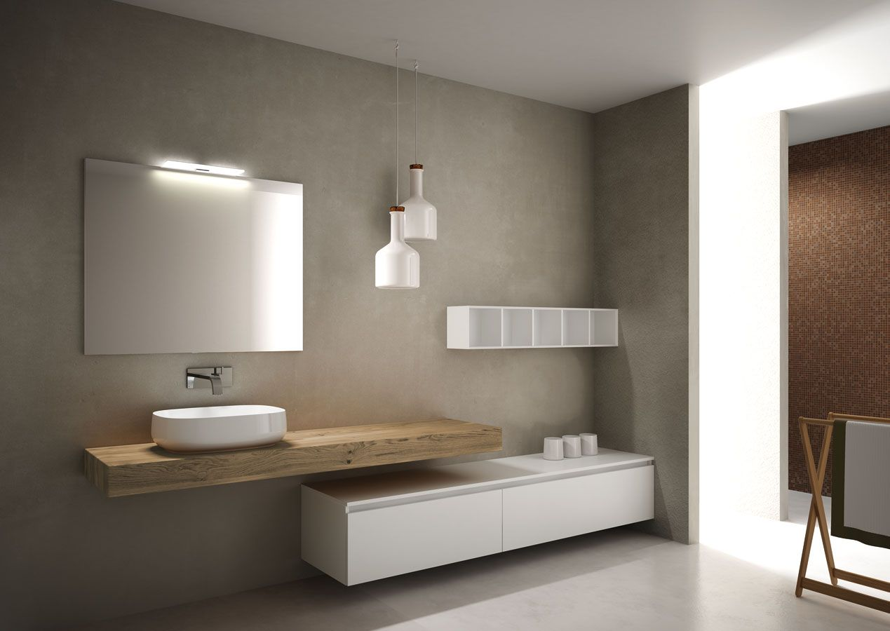 Bagni Da Design Bagno Very Wood By Toema Bagni Moderni Pinterest