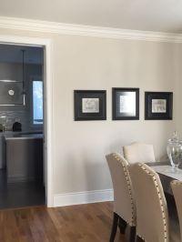 Paint for the kitchen area...BM Pale Oak