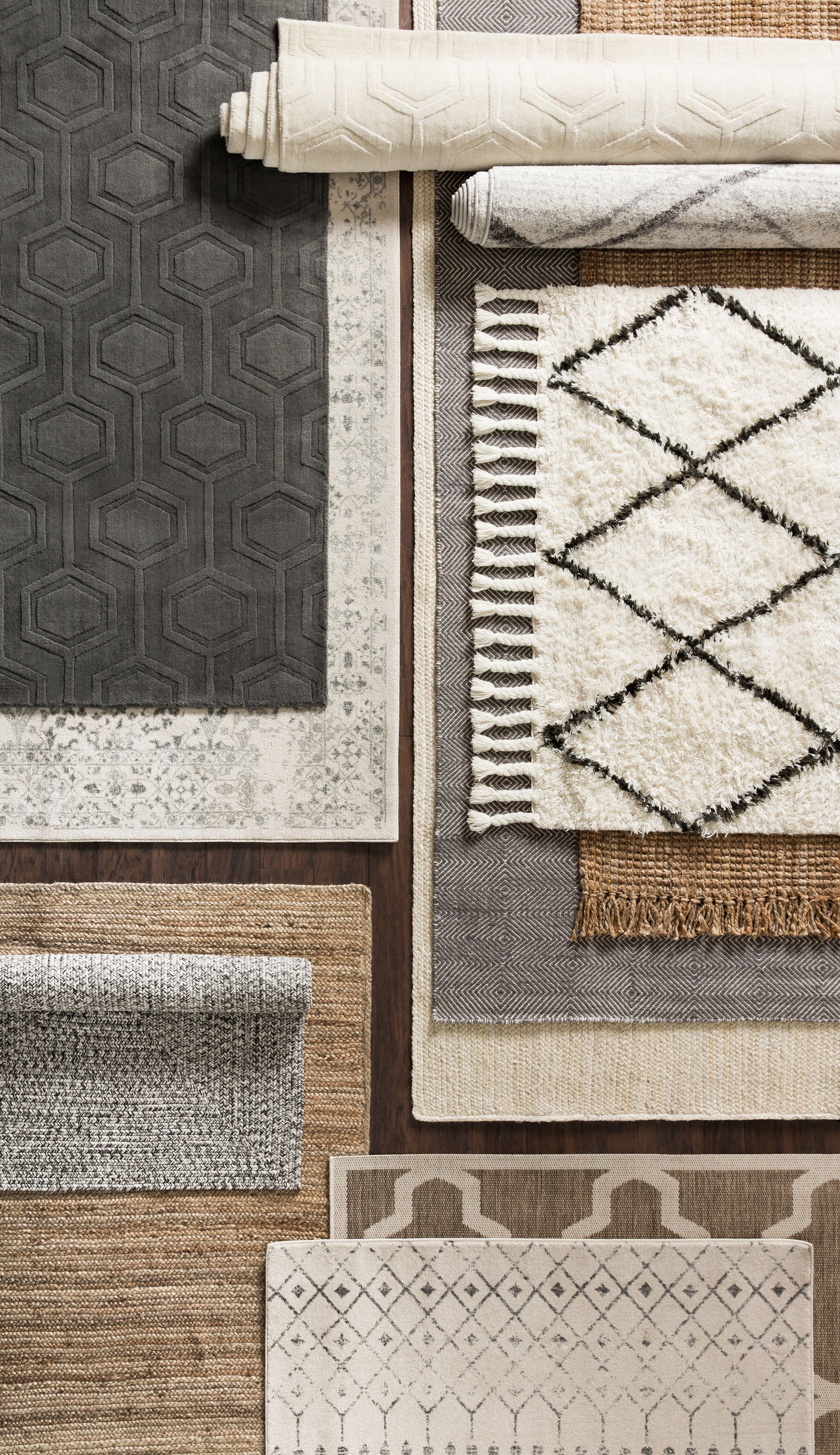 Alfombras Flokati Simple In Color But Bursting With Texture! Shop With Rugs