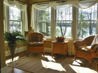 sunroom decorating ideas for window treatments