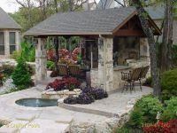 Pool House Cabana Design