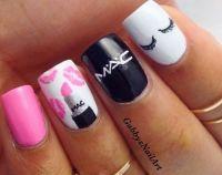 Cutest nails ever!! | Nailed@nails | Pinterest | Naglar ...