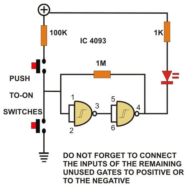 lantern dimmer circuit diagram