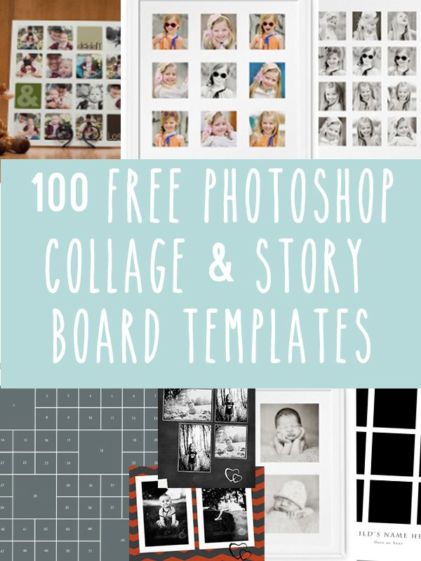 Photography Storyboard Template 100 Free Photoshop Collage And - free storyboard templates