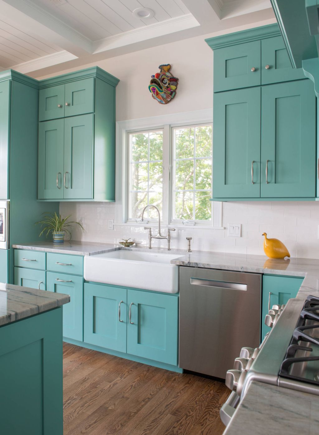 Painting Kitchen Cabinets Light Blue Sherwin Williams Composed Sw 6472 Paint Colors