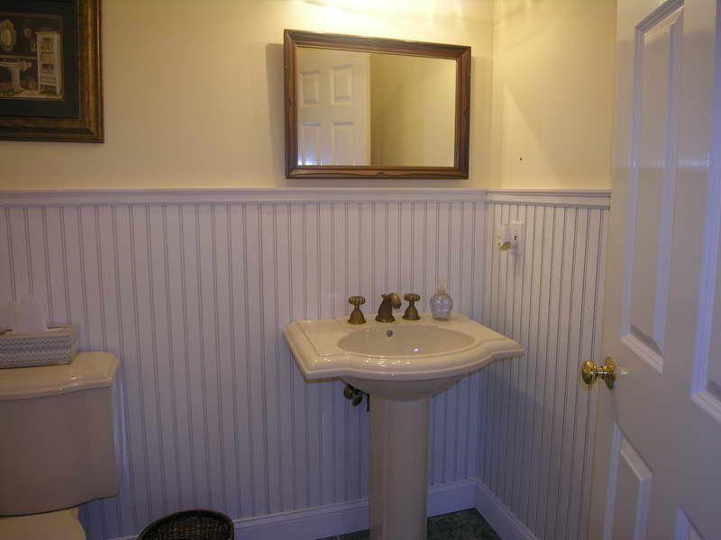 beadboard in the bathroom Ideas for the House Pinterest - beadboard bathroom ideas