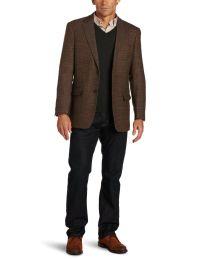Brown Sport Coat With Jeans - Coat Racks
