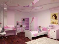 little girls room furniture ideas and false ceiling design ...