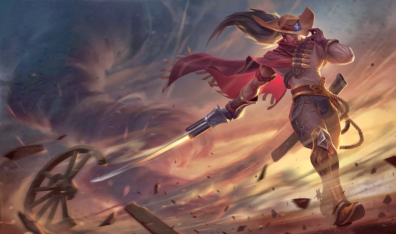 Wallpaper Iphone Yasuo