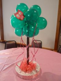 Owl Themed Baby Shower Centerpiece | CC Events,LLC ...