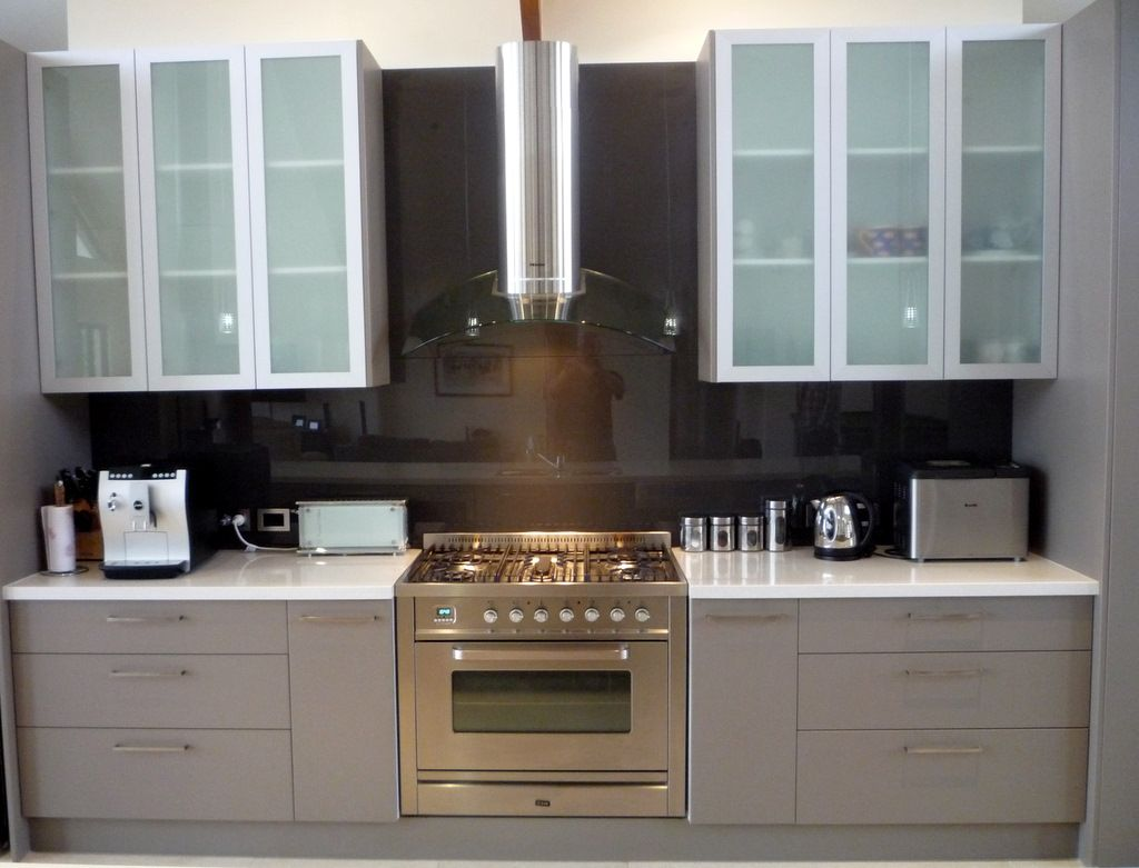 How To Make Kitchen Cabinet Doors With Glass White Overhead Kitchen Cabinets With Frosted Glass Door