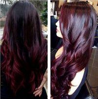 Dark Cherry Black Hair Color | www.pixshark.com - Images ...