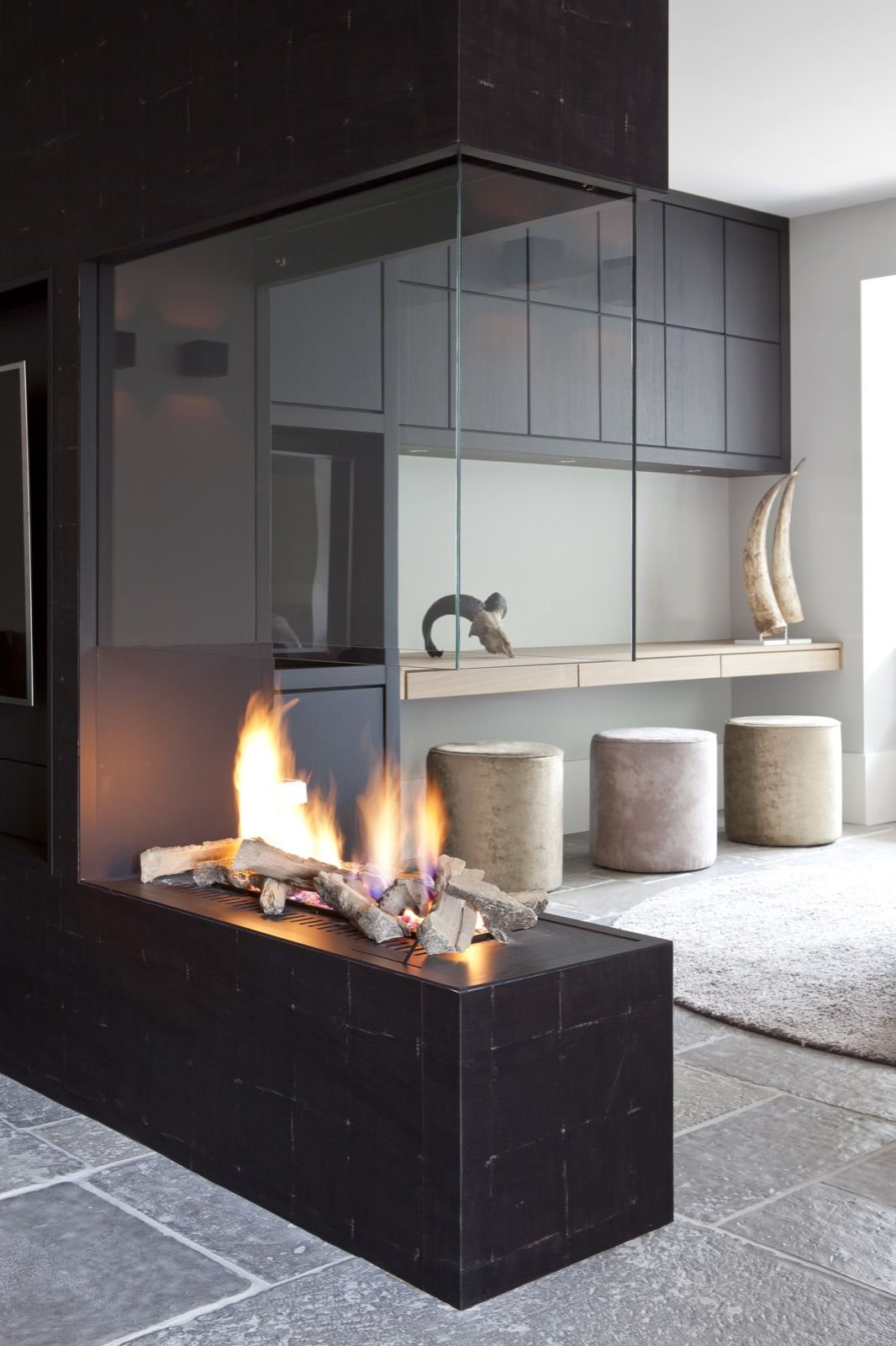 Modern Fireplaces Modern Fireplace Inspiration With Gas Logs Fyrepro