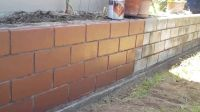 Image of: Painting Cinder Block Walls Outdoor | Wall Mural ...
