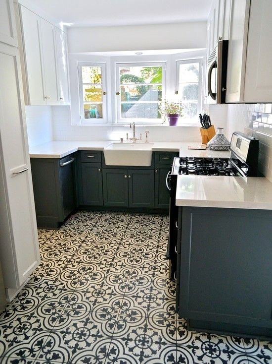Mosaik Fliesen Küche Boden Beautiful Modern Kitchen Design Mosaic Tile Floor Griffith