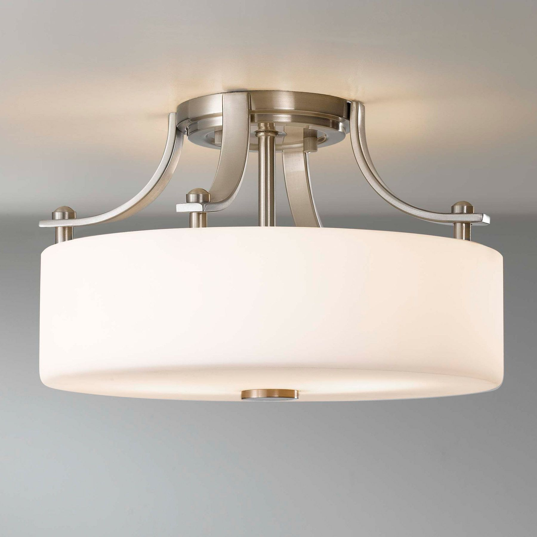 Ceiling Light Canopy White Flushmount Light Fixture Flush Mount Ceiling Light