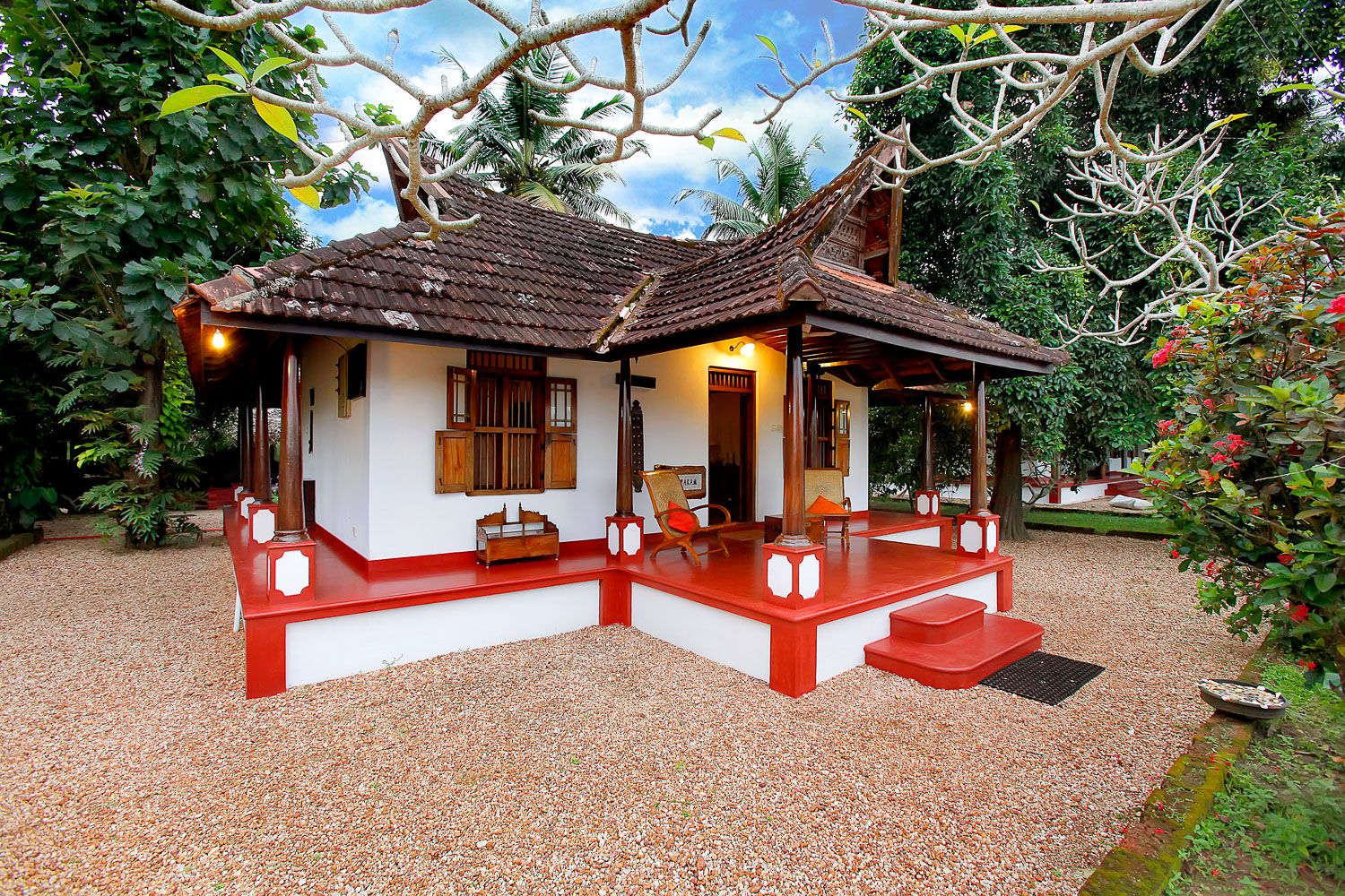 Beautiful Farmhouse In Kerala Philipkutty 39s Farm Stay In Independent Homely