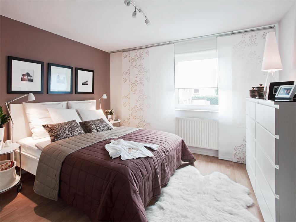 Traum-Schlafzimmer vom Profi Bedrooms, Decoration and Interiors - beige weis ikea