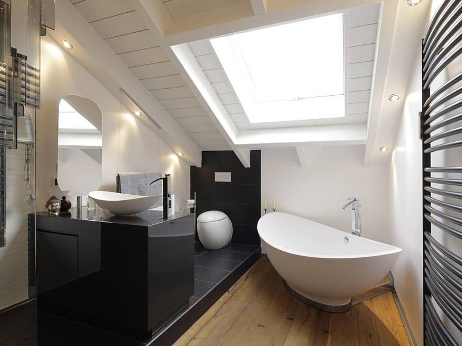 Dachschragebadezimmer am besten Büro Stühle Home Dekoration Tipps - dachschragebadezimmer