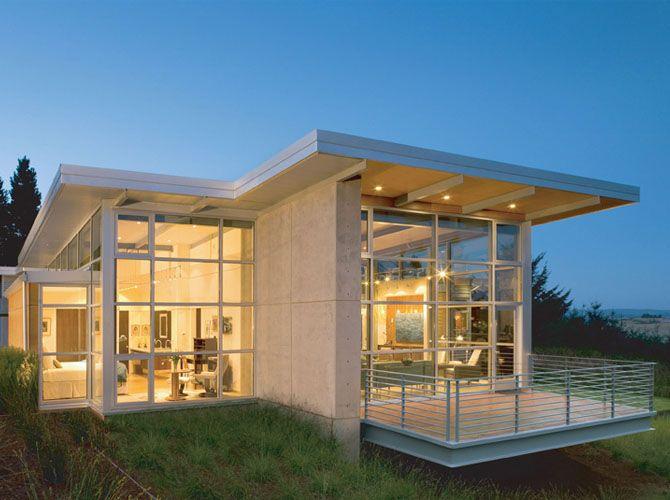 small modern home design houses Small Houses Pinterest - modern small house design