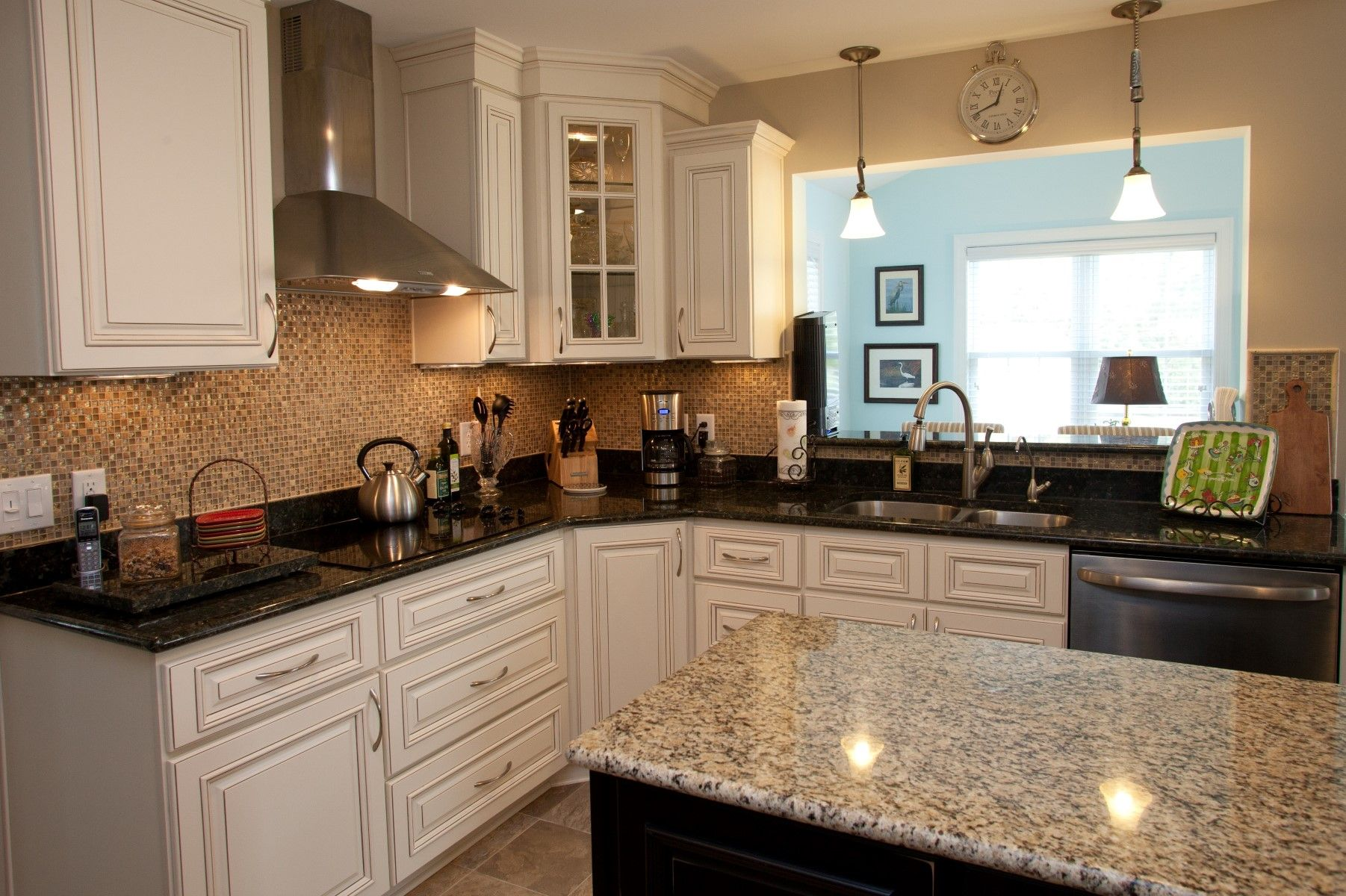 Kitchen Decorations For Countertops Decorating Your Granite Island Images Kitchen White