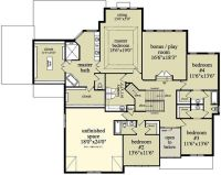 2 Story House Floor Plans | ... Two Story Colonial House ...