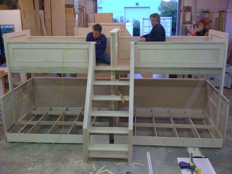 Bunk Bed Plans Bunk Bed Plans Build Beds Easily From
