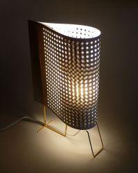 Laser Cut Lamp - Design Decoration