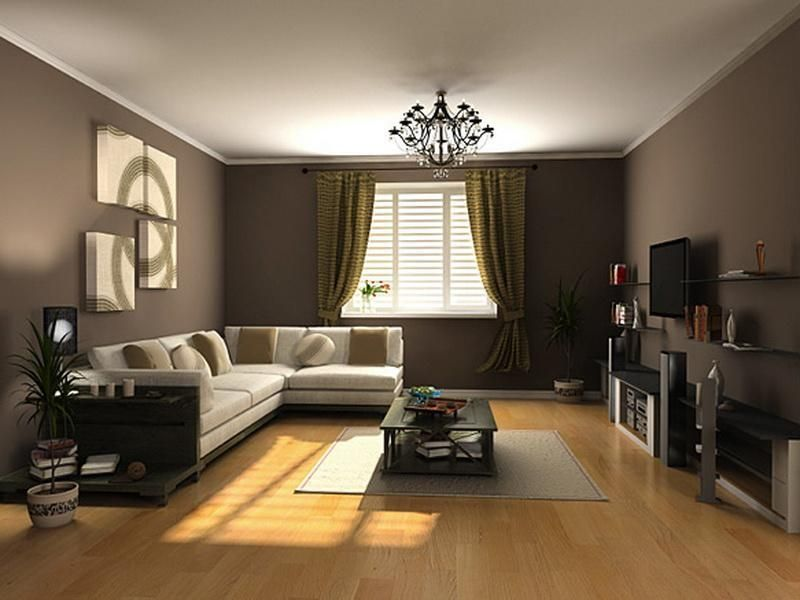 Popular Interior Brown Paint Colors for Living Room For the Home - living room paint colors ideas