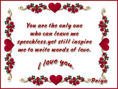 10 Romantic Love Letters For Him Romantic - romantic love letter