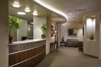 Medical Surgery Clinic Receptionist Interior Furniture ...